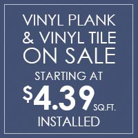 Luxury Vinyl plank & tile starting at $4.99 Installed at West Carpets in Rahway!